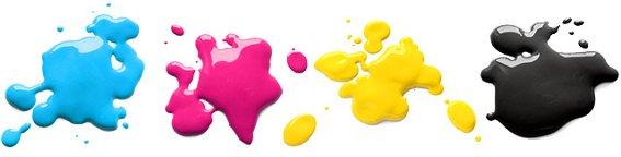 CMYK vs Pantone spot colors
