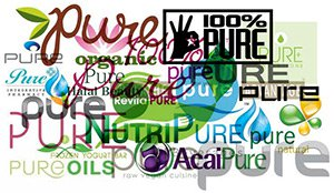 Many products claim to be 100% pure