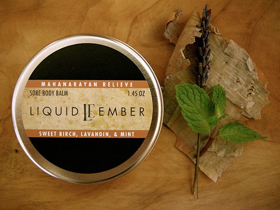 Liquid Ember products from Root & Sky