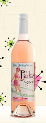 Davey Outrageous Pinkie A-Go-Go Wine