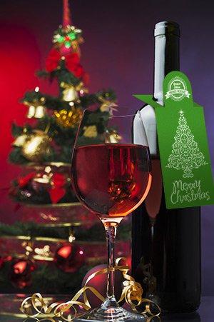 Hang-tags for seasonal promotion