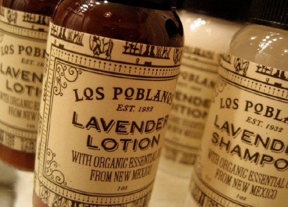 Los Poblanos Lavender Lotion