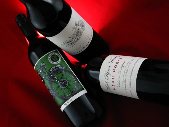 Dead Horse, The Vincent, The Chief from Mark Ryan Winery