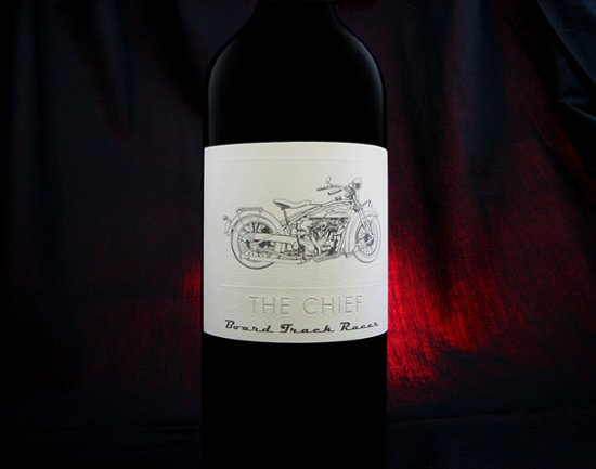 The Chief Board Track Racer wine