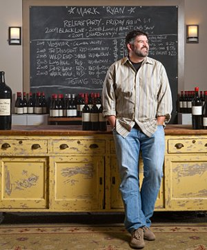 Mark Ryan McNeilly, Mark Ryan WInery tasting room