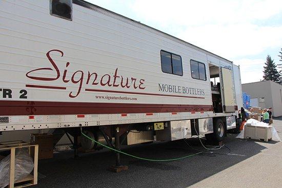 Signature Mobile Bottlers Truck #2