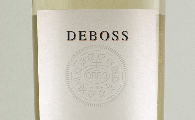 label-deboss