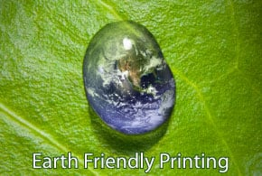Earth Friendly Environmental Labels