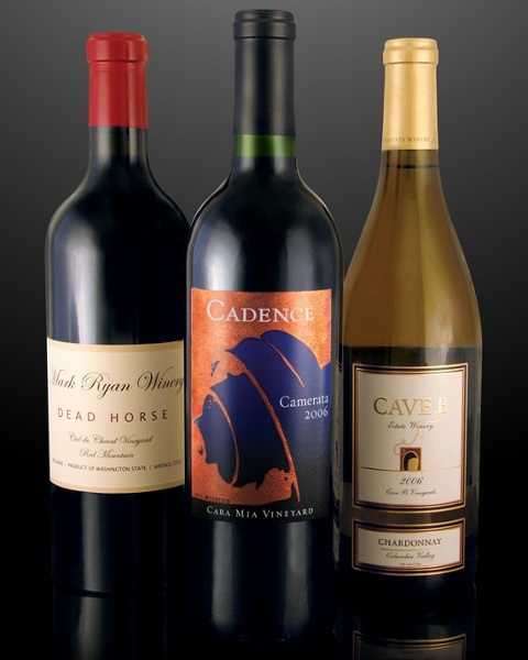 Labels & Custom Labels Product Gallery - Advanced Labels NW
