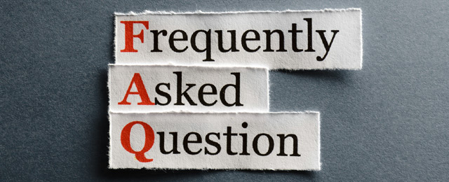 Frequently Asked Questions about label printing