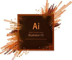 Adobe Illustrator for vector files