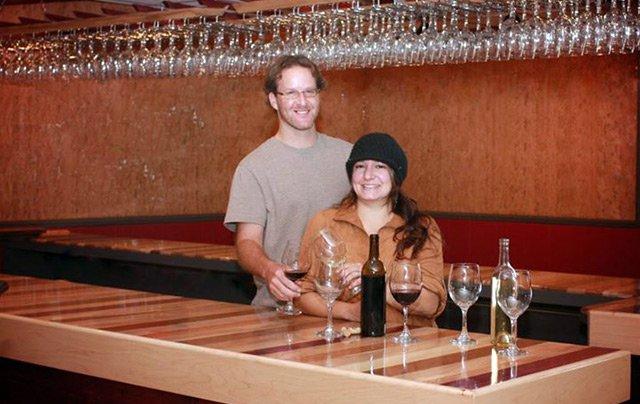 Brian & Alicia Moeller, Briali Vineyards & Winery