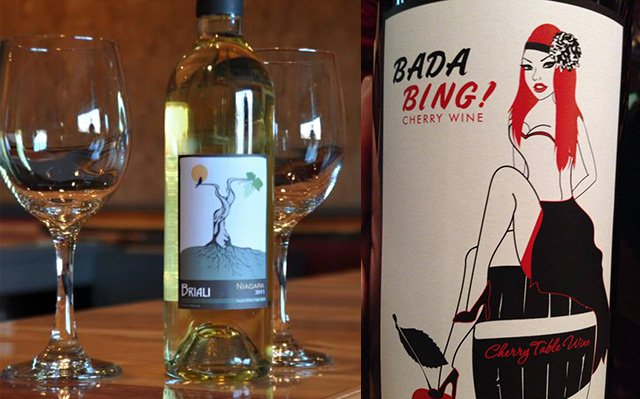 Bada Bing! strikes a bold contrast