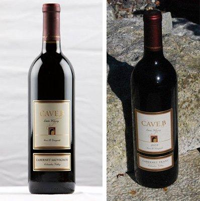 Cave B wine photo