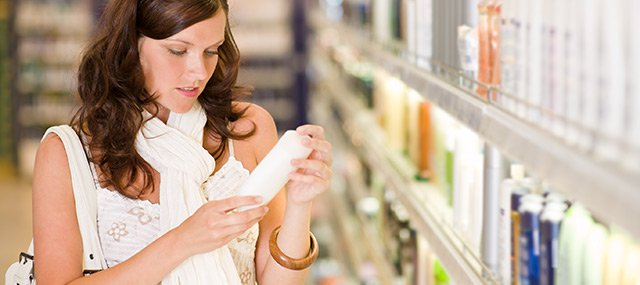 health and beauty or cosmetics labels FDA compliance