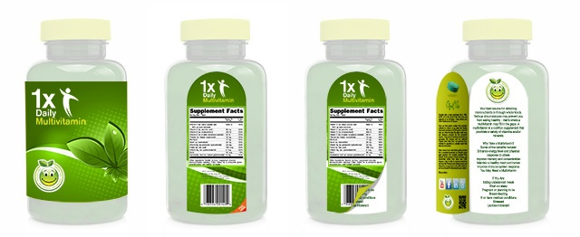 Extended tabular labels for supplements