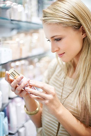 Health and beauty cosmetic labels