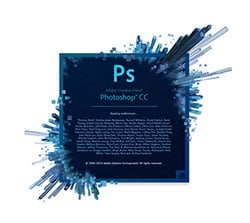 Adobe Photoshop for raster files