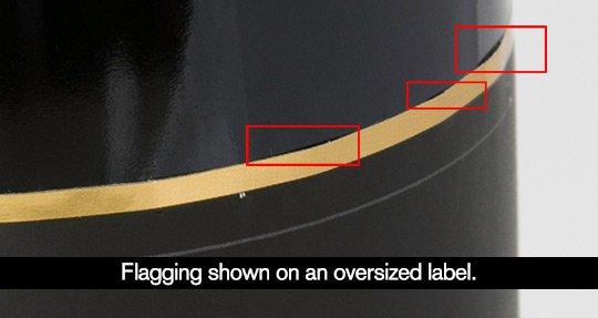 Label flagging problem