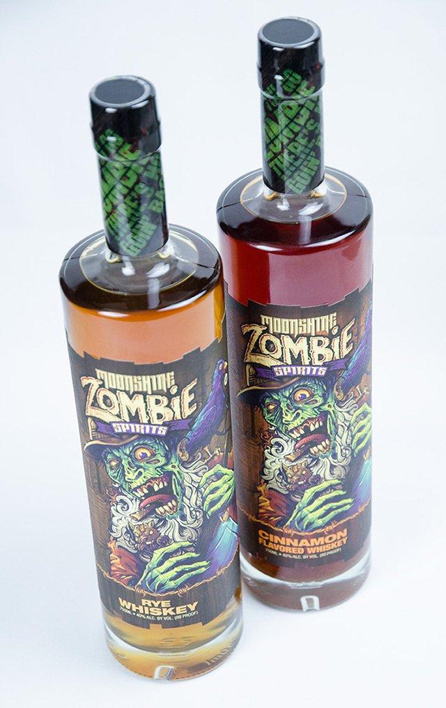 Liquor / Spirits labels for whiskey