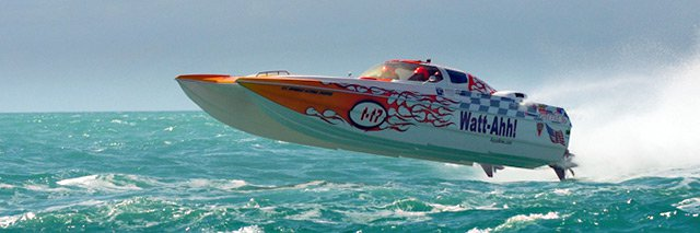Red's Offshore Racing