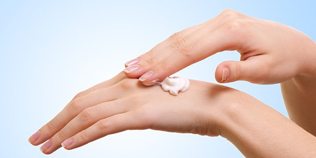 Sample packette hand lotion